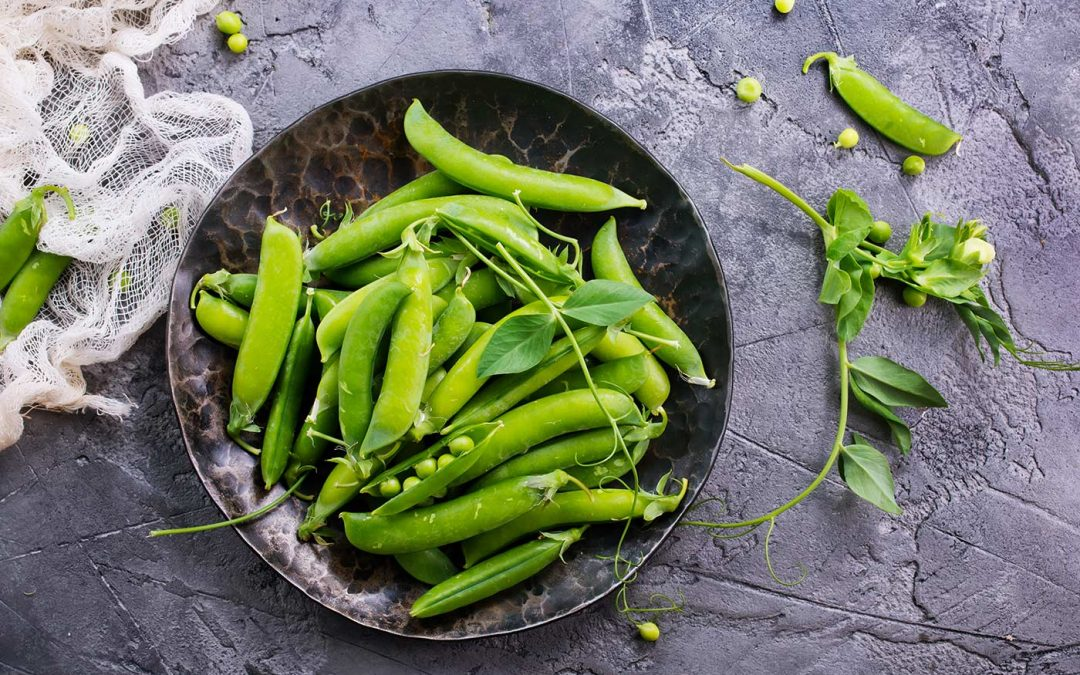 6 Benefits of Organic Pea Protein